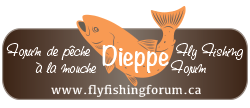 Le Forum de pêche à la mouche de Dieppe